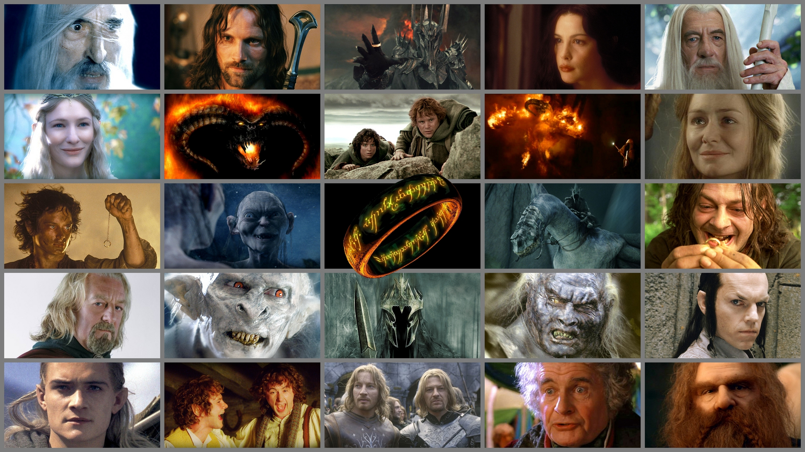 The Lord of the Rings full HD