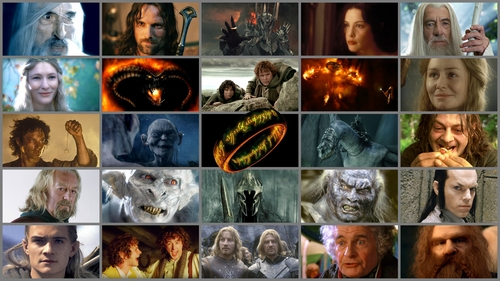 The Lord of the Rings full HD - lord-of-the-rings Wallpaper