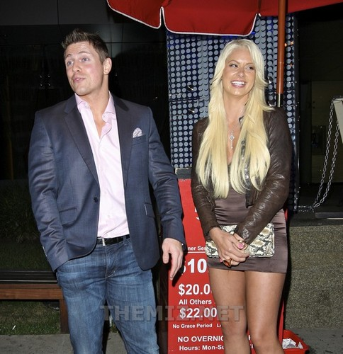 The Miz & Maryse leaving boa