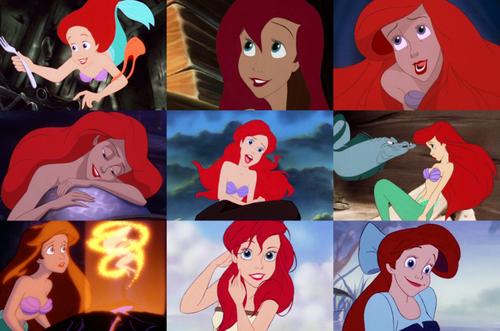 The little mermaid ♥