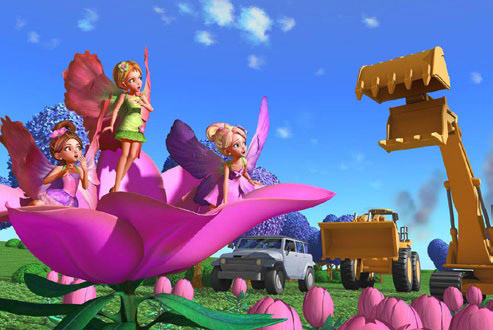 Thumbelina - Official Stills