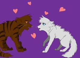 Tigerheart and Dovewing