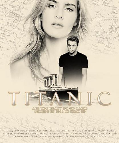 泰坦尼克号 Poster