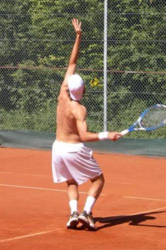 Tomas Berdych sexy keldai