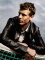 Tomas Berdych sexy modeling