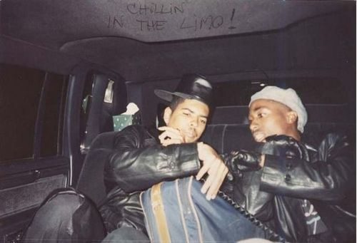 Tupac & Shock G - tupac-shakur Photo