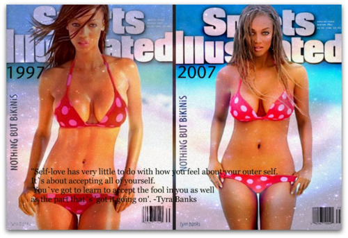 tyra banks wallpaper containing a bikini called Tyra Banks