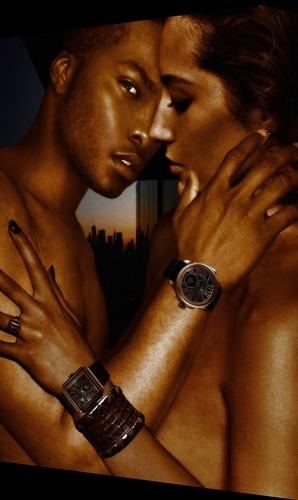 Ugo Osmunds In A Timepiece Ad 2011