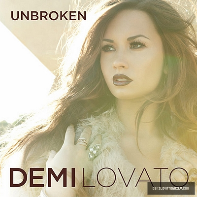 Unbroken(Official Album Cover)