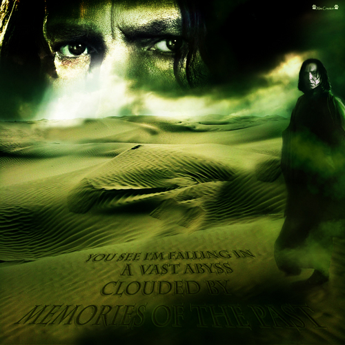Severus Snape wallpaper titled Vast Abyss