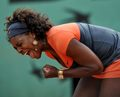 Serena Williams plays with Passion