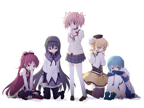 Wallpapers n Stuff - puella-magi-madoka-magica Wallpaper
