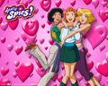 Wallpapers!!!!!!!!!! - totally-spies wallpaper
