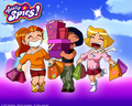 Wallpapers!!!!!!! - totally-spies wallpaper