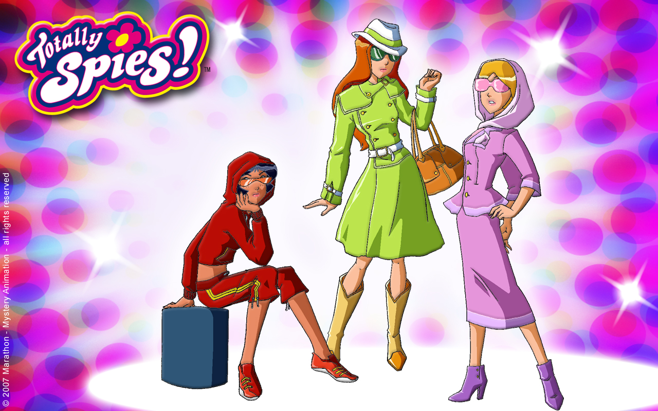 totally spies photo - photo #13