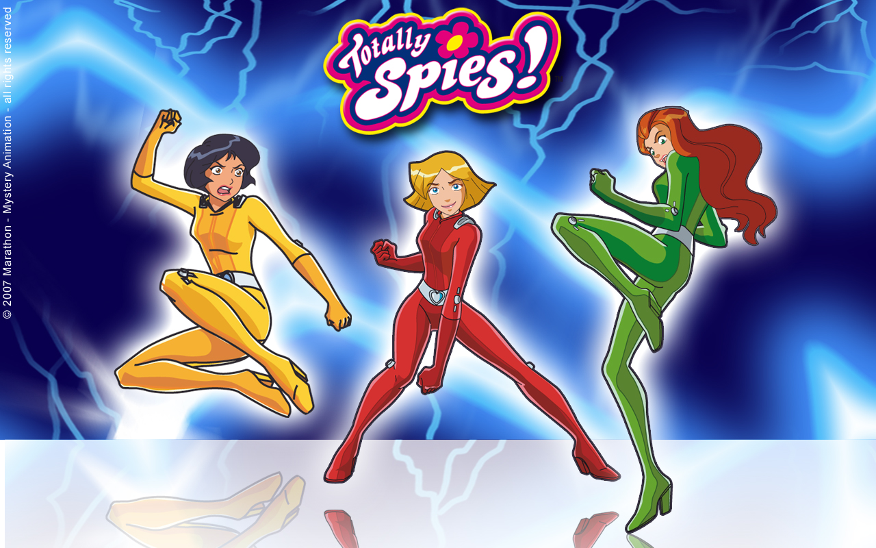 totally spies photo - photo #9