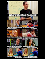 Who's Sheldon Cooper?