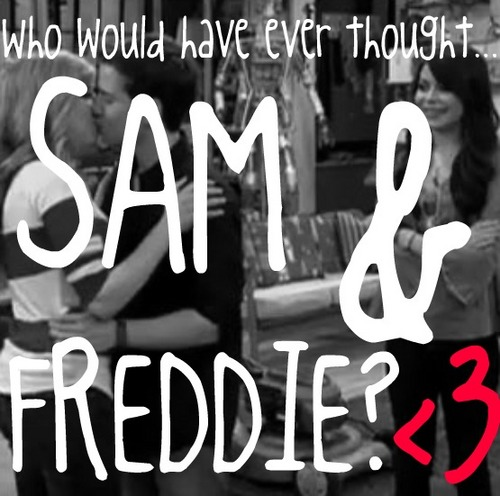 Who would have thought...Sam & Freddie?<3