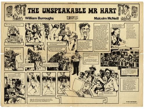 THE UNSPEAKABLE MR.HART