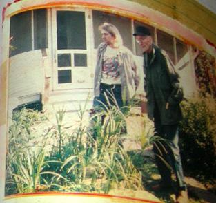 William S Burroughs With Kurt Cobain William S