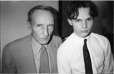 William S. Burroughs & Stellan Holm