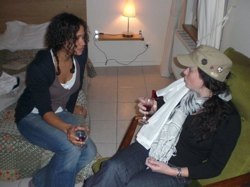 Wine and Gossip