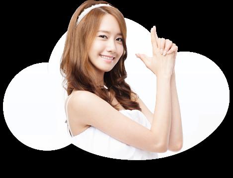 YoonA Daum 雲, クラウド
