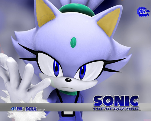 Youmy In Sonic The Hedgehog