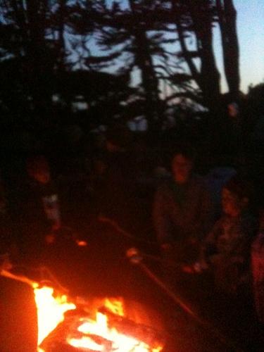 camp آگ کے, آگ fun