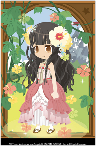 demeter (does she look right?) made on dreamself