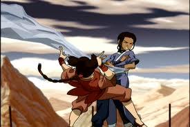 katara and ty lee