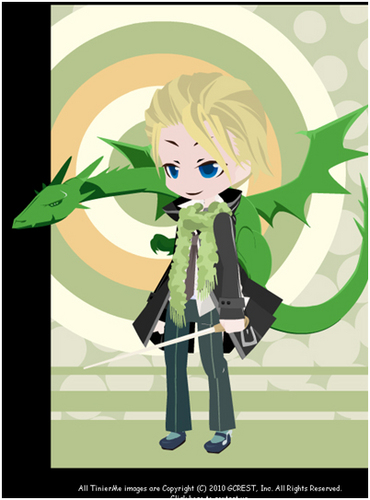 malfoy made on dreamself
