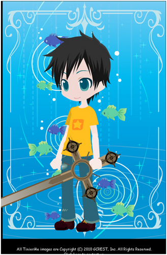 percy made on dreamself