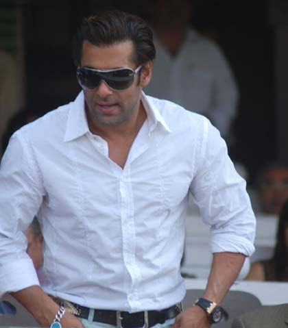 salman khan......chinmoy