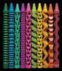 shapes inside crayons