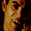 Stefan Salvatore photo containing a portrait entitled stefan da rippah <3
