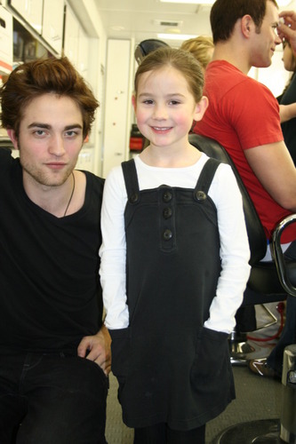 young bella with rob