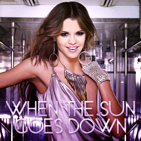 """When The Sun Goes Down"" ~Fanmade Single Cover~"