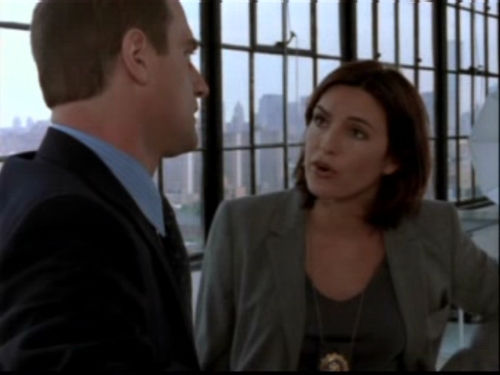 1x03- ...Or Just Look Like One - olivia-benson Screencap