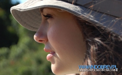 2007: Nina Building Degrassi School in Oloomirani, Kenya