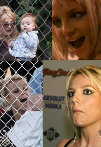 4 most funniest pics of brit!!!!