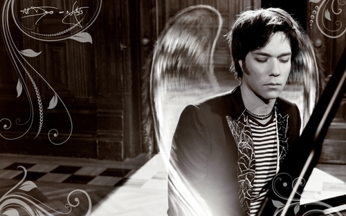 Rufus Wainwright wallpaper probably containing a sign called ADAN wallpaper