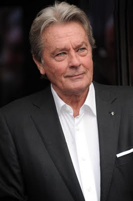Alain Delon wallpaper containing a business suit and a suit called Alain