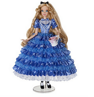 Alice as a ডিজনি Princess?