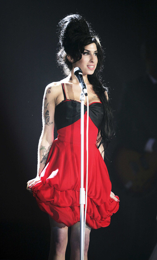 Amy Winehouse amy winehouse