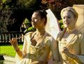 Angel Coulby: Doctor Who Episode - arthur-and-gwen photo