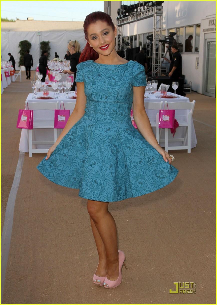 Ariana Grande: Angel Awards 2011