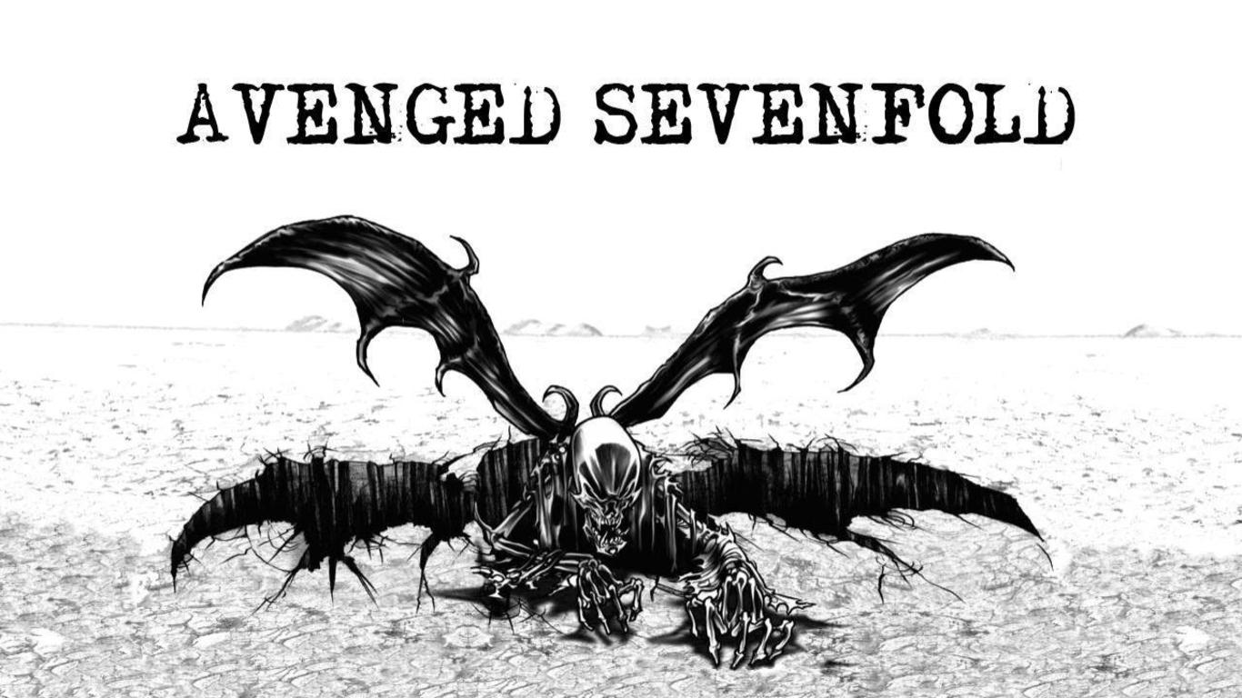 Art from the self named album; Avenged Sevenfold