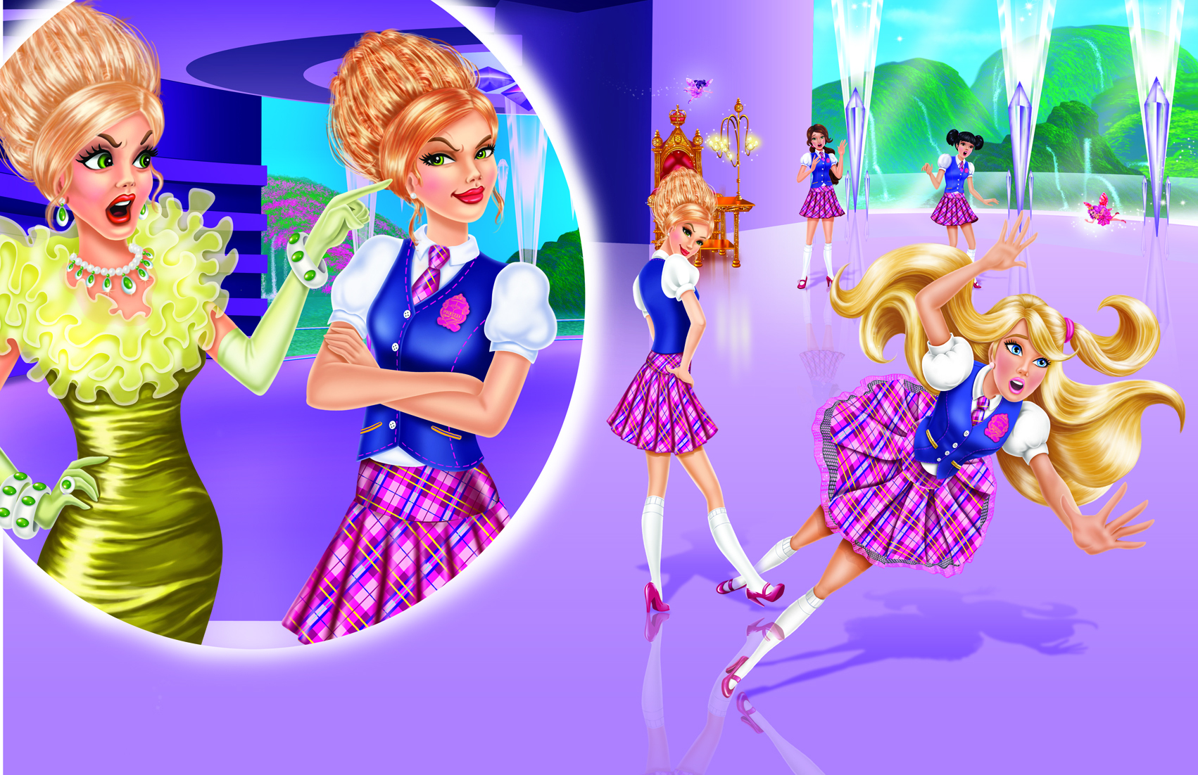 Barbie Charm School - Barbie-filmy foto