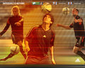 Becks Zidane Kaka - david-beckham wallpaper
